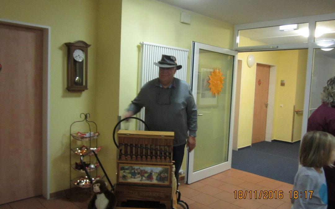 Advent im Pflegeheim Nortrup