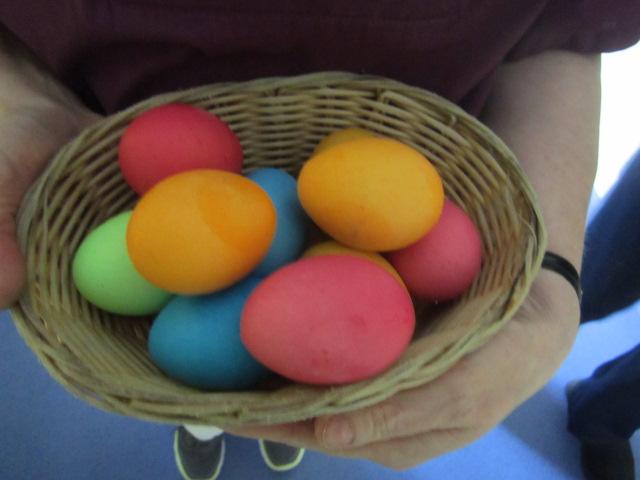 Ostern im Pflegeheim Nortrup